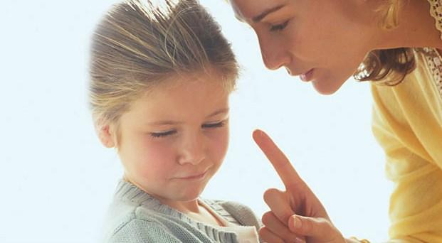 Воспитание ребенка — не дрессура!