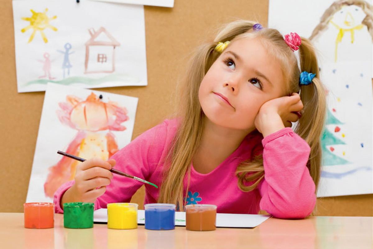 Как развивать любовь к творчеству у малыша?