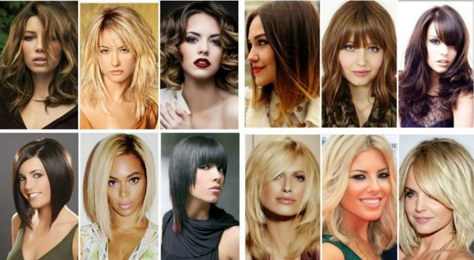 Модные причёски