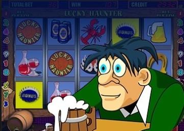 Как стать клиентом онлайн-казино и сыграть в игровой автомат Lucky Haunter